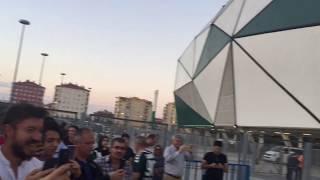 KONYASPOR-FENERBAHÇE MAÇI.ÖNCESİ,SONRASI...