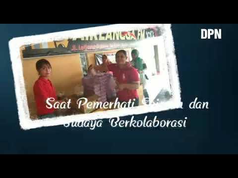 Damar Panuluh Nusantara dan Radio Erlangga FM Persiapkan Bagi Ta'jil Gratis di Pare