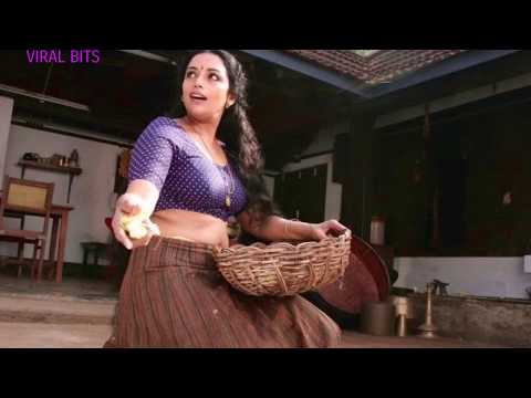 South Indian Actress Lungi Blouse Navel Show