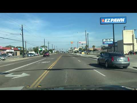 Kingsville, TX - Driving Around The Town