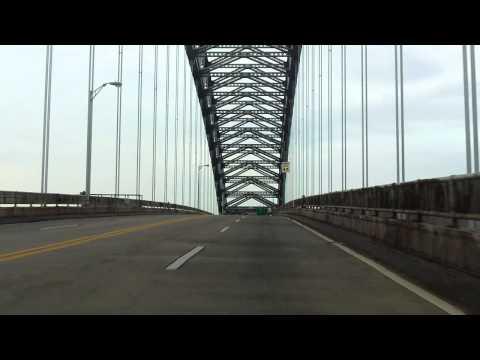 Bayonne Bridge southbound