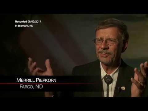 Merrill Piepkorn Oral History Interview; Prairie Memories The Vietnam War Years