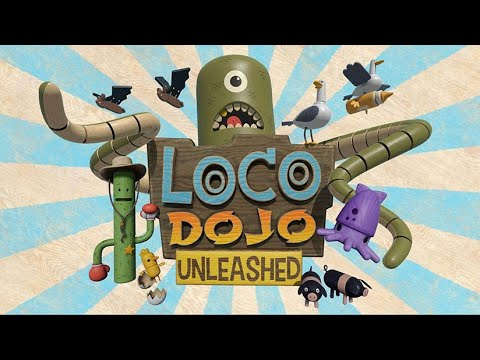 "Loco Dojo Unleashed - Bande Annonce ""Oculus Quest"""