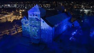 Luminous Finland 100 - Turku Castle