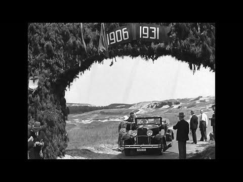 Bergen aan Zee viert 25 jarig bestaan  - juni 1931