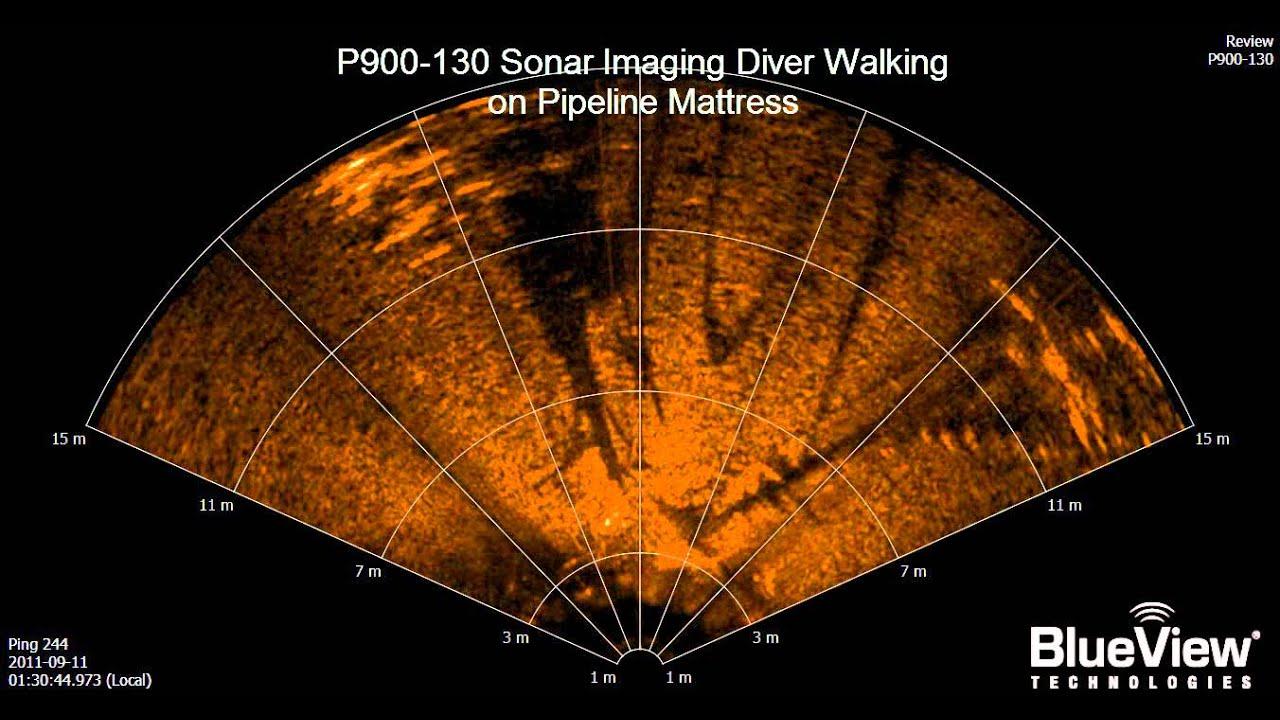 P900 130 Divewalkingonpipelinemattress Wmv Youtube