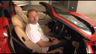 Zoom TV on 7mate Ep  27   Zoomaholic Ferrari 360 Spider