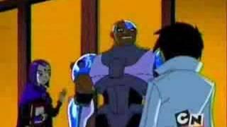 Teen Titans: Trouble in Tokyo- Vaction