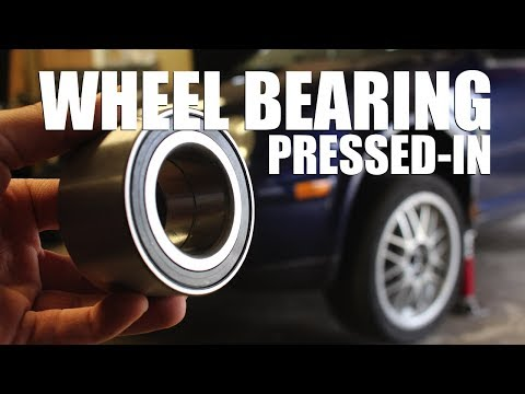 how to detect a bad rear wheel bearing