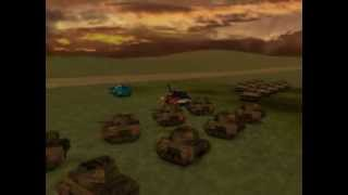 Seek and Destroy Game - The Battle of Zamdneal