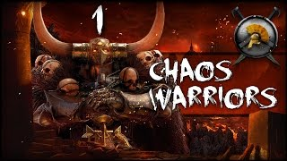 THE APOCALYPSE! - Total War: WARHAMMER Gameplay - Warriors of Chaos Campaign #1 (Archaon)