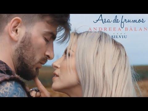 Andreea Balan - ASA DE FRUMOS feat. Silviu (Official Video)