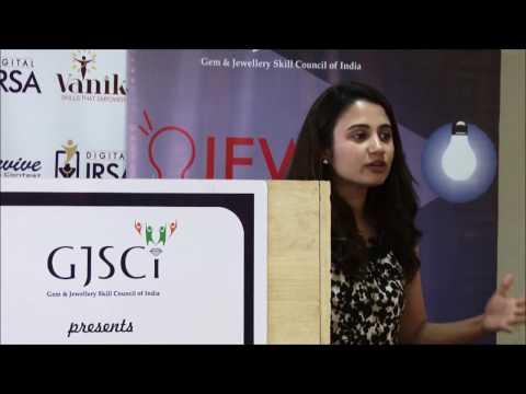Ms. Deeta Thakural on Brand Strategy & Development at Jewel Talks