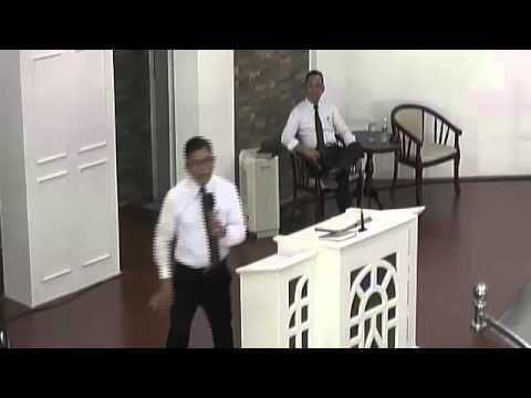 Giving - Pastor Ed Laurena