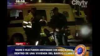 El Noctámbulo: Madre e hija fueron asesinadas en el barrio Claret