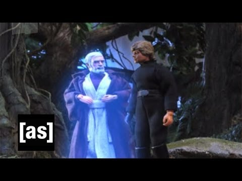 A Certain Point of View | Robot Chicken | Adult Swim