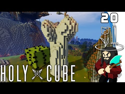[Minecraft] Holycube III - #20 - Le Nonos