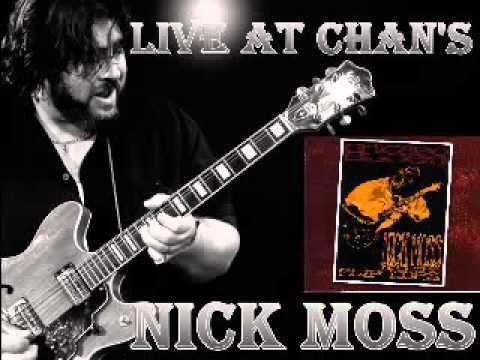 Nick Moss & The Flip Tops - Live At Chan's - 2006 - I Love The Woman - Dimitris Lesini Blues