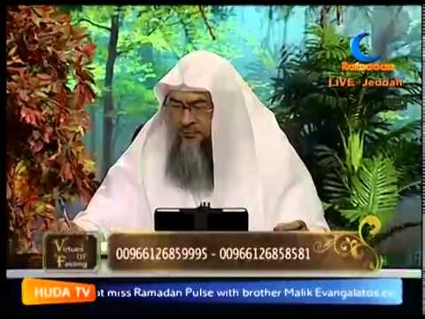 Virtues Of Fasting Jul 13th 2014