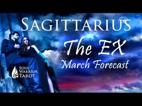 💕SAGITTARIUS March THE EX💕 Soul Warrior Taro