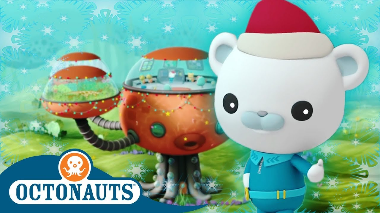 Octonaut Christmas.Octonauts Christmas Adventures Cartoons For Kids Underwater Sea Education