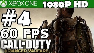 Call of Duty Advanced Warfare Walkthrough Part 4 Gameplay 60 FPS Let