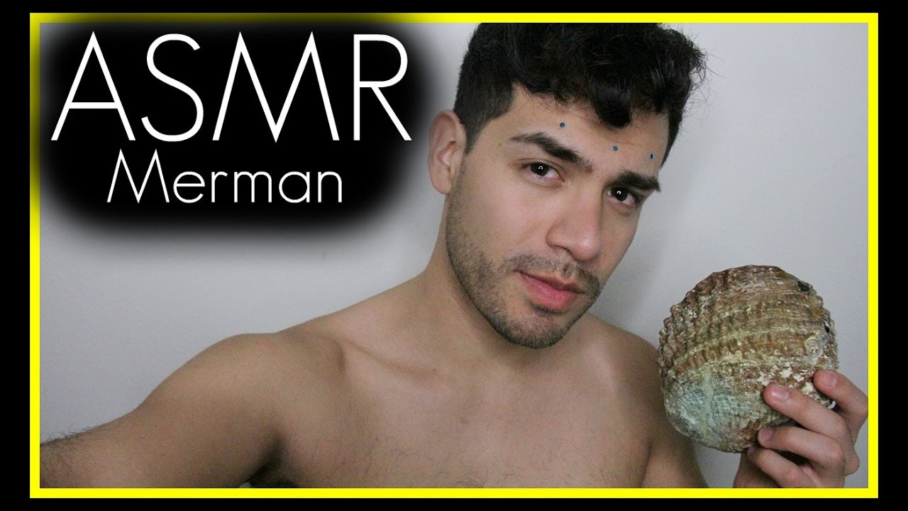 Asmr Merman Hypnosis Role Play Male Whisper Layered Whispering Shell Tapping Mermaid Youtube