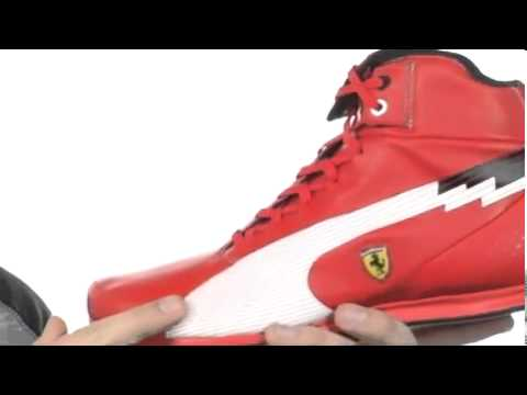 2888d206978 PUMA - Evospeed F1 Mid Ferrari SKU  7987954 - YouTube