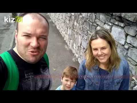 Nosso dia em Athlone