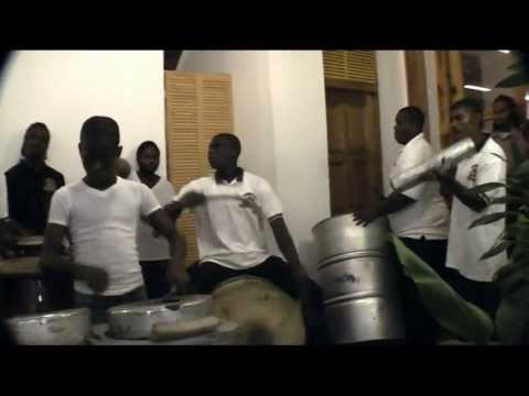 Laventille Rhythm Section From Trinidad