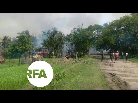 Scores Killed in Myanmar Fighting | Radio Free Asia (RFA)