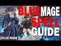 FFXIV Blue Mage Spells and Where To Find Them [Level 1 - 50 Guide]