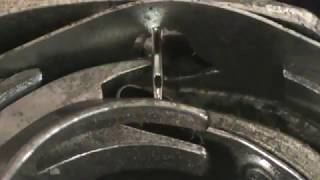 CARA MENGATUR TIMING JARUM MESIN JAHIT - SEWING MACHINE TIMING BASIC