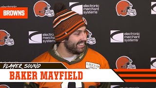 Baker Mayfield: We need singular focus in doing our jobs every play | Player Sound