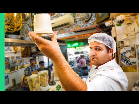 Street Food in Iran!!! AND What People in Iran are Really Li