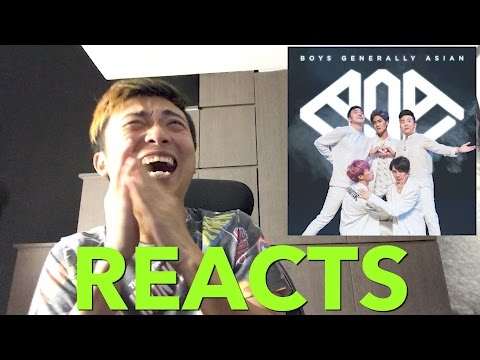 Jaspas Reacts to BGA - Who's It Gonna Be MV by Nigahiga