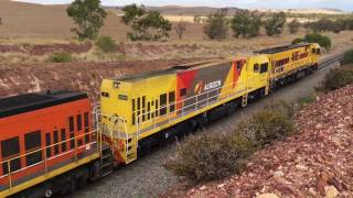 Australian Trains 59 - Aurizon 1721 at Bringo