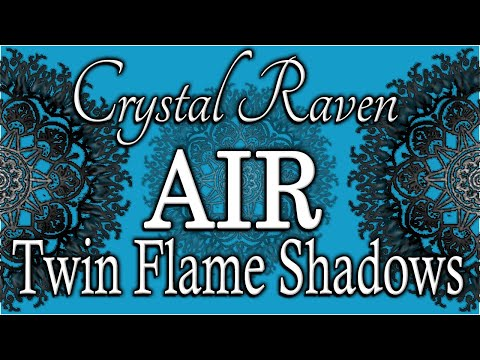 Loving Yourself While They Face Themselves: AIR Twin Flame Love Tarot February 2020