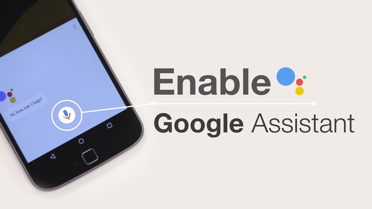 How to Enable Google Assistant on Any Android Smartphone (No Root)