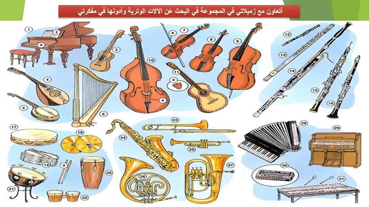 النادل إجماع سريعون اسماء الات موسيقية بالعربي Findlocal Drivewayrepair Com