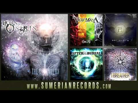 Born Of Osiris - XIV