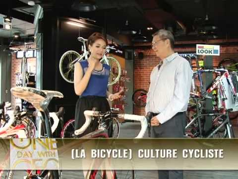 LA BICYCLE CULTURE CYCLISTE