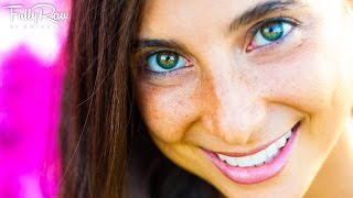 One of FullyRawKristina's most viewed videos: How My Eyes Changed Color Eating FullyRaw