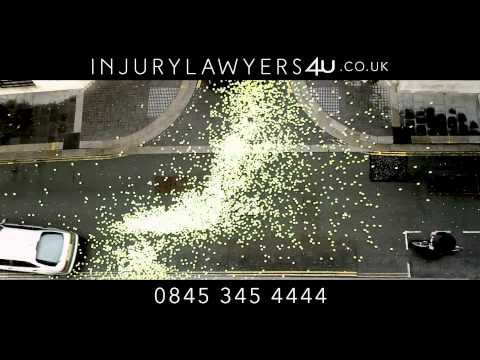 Injury Lawyers 4U TV Ad