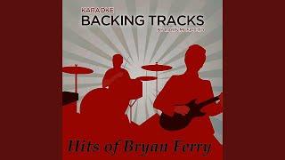 This Is Tomorrow (Originally Performed By Bryan Ferry) (Karaoke Version)