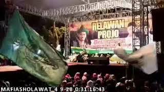 Ya Habibal Qolbi - Alon-alon Karanganyar 8-April-2018