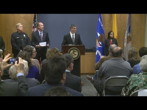 Video: DOJ, ABQ News Conference on APD