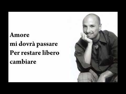 Alex Baroni - CAMBIARE + testo
