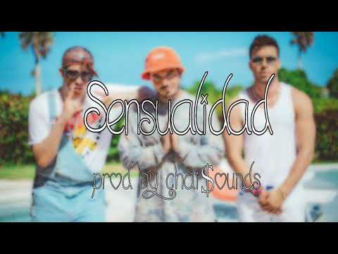 Bad Bunny X Prince Royce X J Balvin - Sensualidad Type Beat   Prod By Chai$ounds