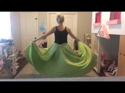 Steps for Latin America Routine (no music) by Charis